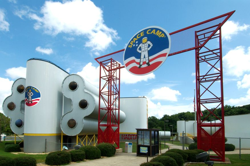 Space Camp - combining cutting edge technology with hands ...